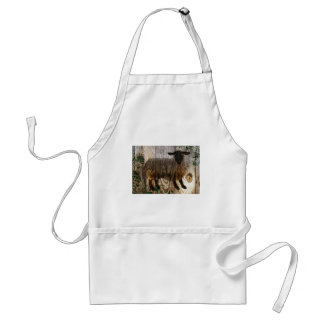 year of the wooden sheep standard apron