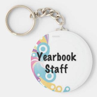 Yearbook Keychain