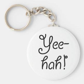 Yee-hah! Keychain