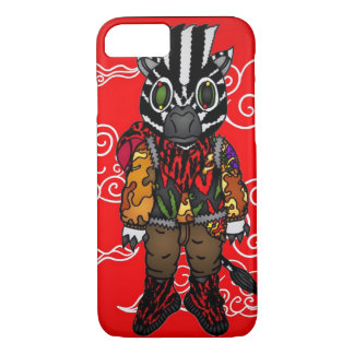 Yeezy Zebra Red Boost iPhone 8/7 Case