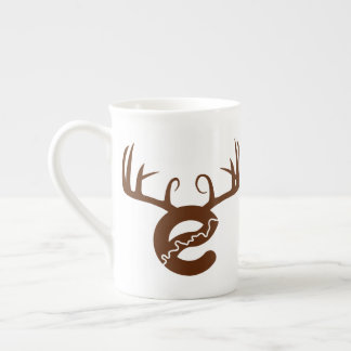 Yeg Deer Bone China Mug