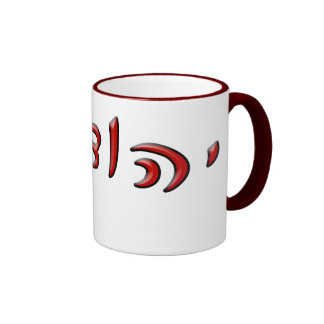 Yehudit, Yehudis, Judith - effet 3d Mug Ringer
