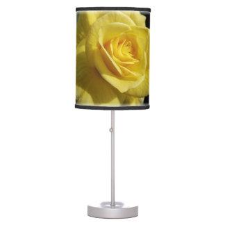 Yelloe Rose Table Lamp