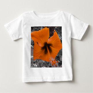 yellos hibiscus baby T-Shirt