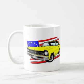 Yellow 1966-1967 Nova Mug