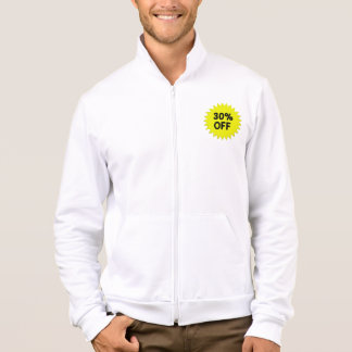 Yellow 30 Percent Off Jacket