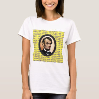 yellow Abe background T-Shirt