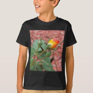 yellow and orange rose bud T-Shirt