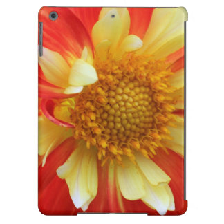 Yellow and Red Flower mf iPad Air Case