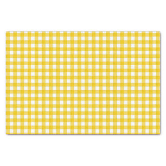 Yellow and White Baby Shower Tissue Gift Wrap Tissue Paper