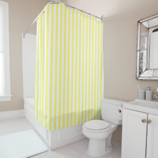 Yellow and White Striped