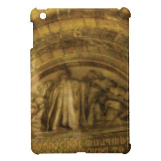 yellow arch stonework iPad mini case
