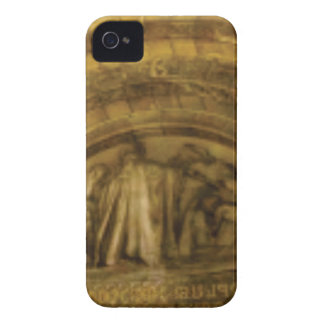 yellow arch stonework iPhone 4 cover