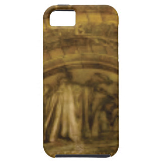 yellow arch stonework iPhone 5 cases