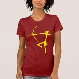 Yellow Archer T-shirt
