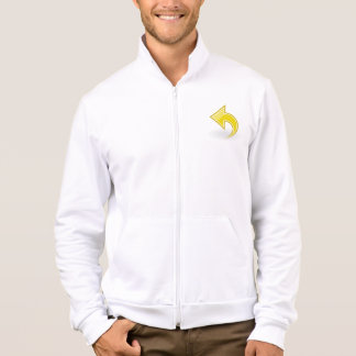 Yellow Arrow Jacket