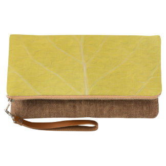 Yellow Aspen Leaf #5 Clutch