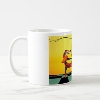 Yellow Ballet Mug