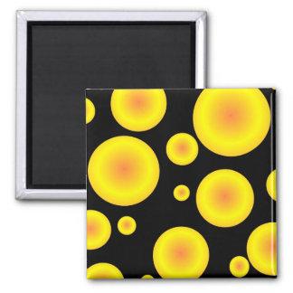 Yellow Balls Magnet