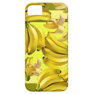 yellow bananas iPhone 5 case