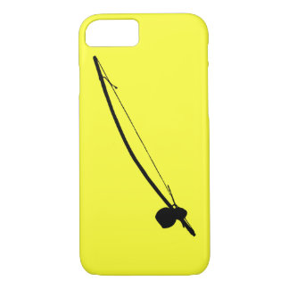 Yellow Berimbau iPhone 7 Case