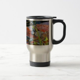 Yellow birds coffee mugs