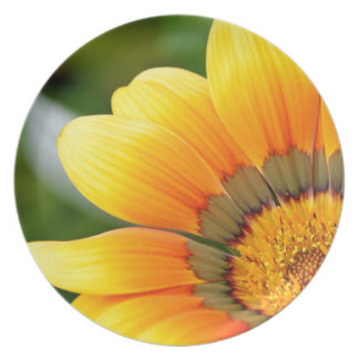 Yellow Bloom Plate