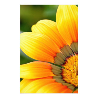 Yellow Bloom Stationery