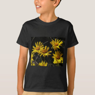 Yellow Blossoms in BC T-Shirt