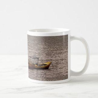 Yellow Boat Mug