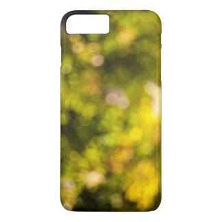 Yellow bokeh iPhone 8 plus/7 plus case