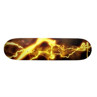 Yellow Bolt Skateboards