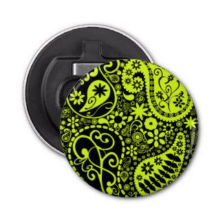 yellow bottle opener