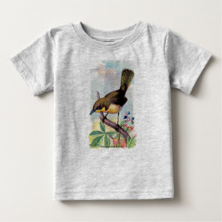 Yellow-breasted Chat Baby T-Shirt