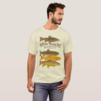 Yellow Breeches Anglers Version 2 T-Shirt