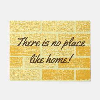 Yellow Brick Road Doormat