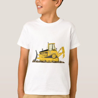 Yellow Bulldozer T-Shirt