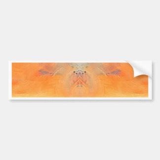 yellow bumper sticker