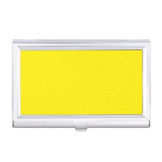 Yellow Business Card Cases