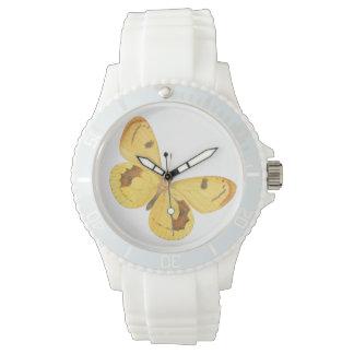 Yellow Butterfly - Fine Art Watch
