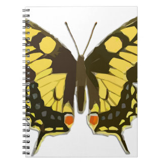 Yellow Butterfly Notebooks