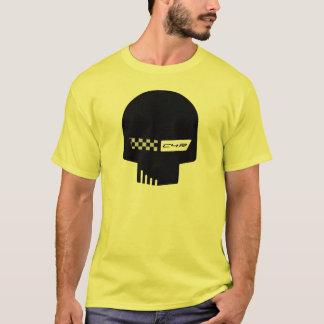 """Yellow C4 Corvette JAKE """"T"""" T-Shirt"""