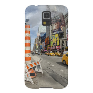Yellow cab in NYC Case For Galaxy S5