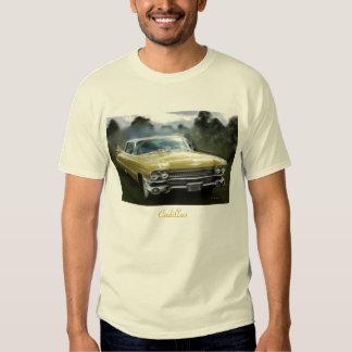 Yellow Cadillac Tee Shirt