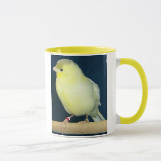 Yellow Canary Mug