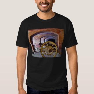 Yellow Cannon T-shirts