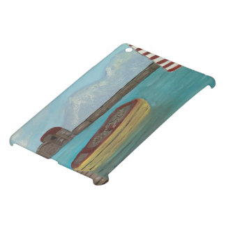 Yellow Canoe iPad Mini Case