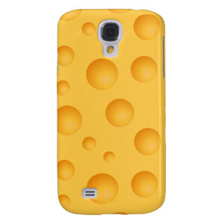 Yellow Cheese Pattern