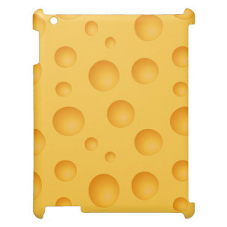 Yellow Cheese Pattern Cover For The iPad 2 3 4