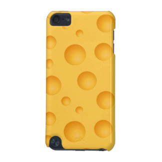 Yellow Cheese Pattern iPod Touch (5th Generation) Case
